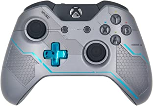 Halo 5 Wireless Controller for Xbox One Console - Features 3.5mm Headset Jack - Halo 5 Guardians Limited Edition Theme Controllers