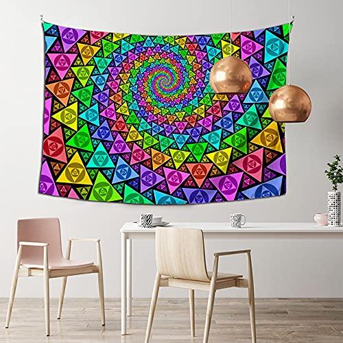 NTtie Tapices Decoración para Dormitorio o Sala de Estar, Fondo Decorativo Estilo Elefante