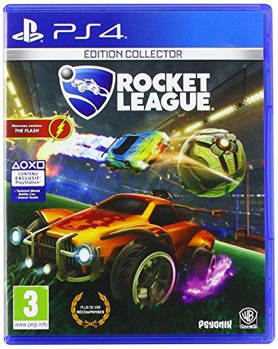 Rocket League Ed Coll PS4