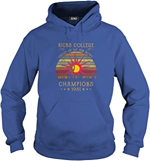 Ricks College Valley of The Sun Bowl Vintage T-Shirt