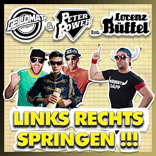 Geilomat & Peter Power feat. Lorenz Büffel