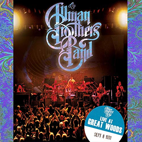 The Allman Brothers Band: Live at Great Woods [USA] [DVD]