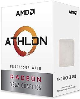 AMD Athlon 200GE Processor with Radeon Graphics 3.2GHz 2コア / 4スレッド 5MB 35W【国内正規代理店品】YD200GC6FBBOX