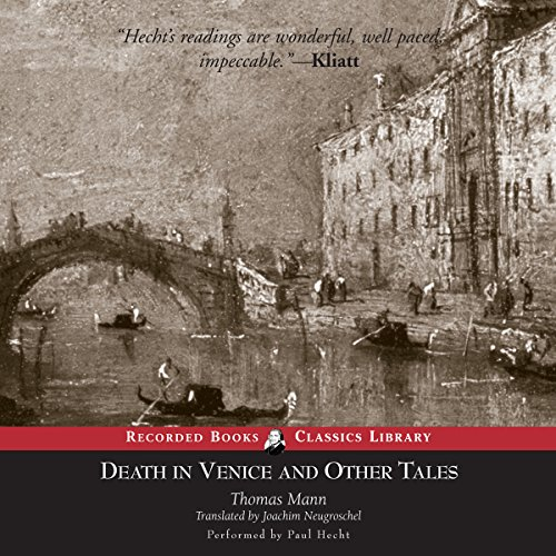 Death in Venice and Other Tales audiobook cover art