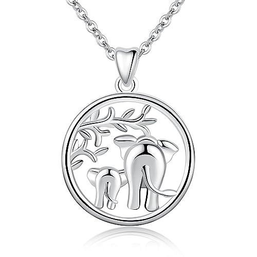 Sterling Silver Pendants  Amazon.co.uk eb1aede0e