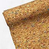 Kunstleder-Stoff aus natürlichem Kork, für