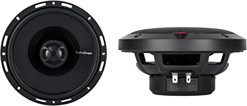 Pair of Rockford Fosgate P1650 6.5'' 2-Way Full Range Car Audio Coaxial Speakers photo