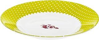 Luminarc Opal Essence Covent Garden Soup Plate - Green