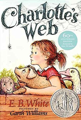 Charlotte's Web[ CHARLOTTE'S WEB ] By White, E. B. ( Author )Apr-24-2012 Hardcover