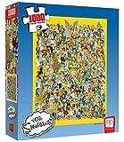 USAopoly- Puzzle, Colores Variados (PZ006-025-002000-06)