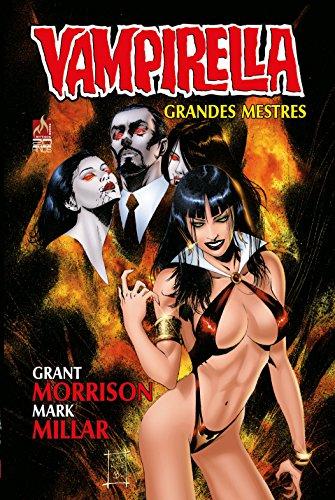 Vampirella. Grandes Mestres. Grant Morrison & Mark Millar