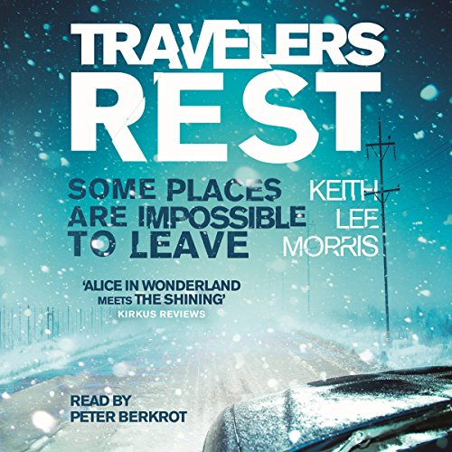 Travelers Rest cover art