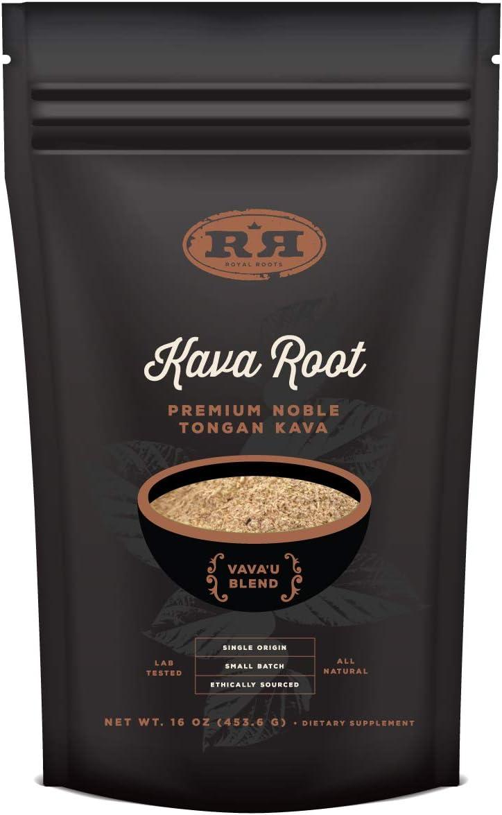 Kava Root Powder - Inexpensive Tongan Drink Natural Premium Ranking TOP5 Noble Calm