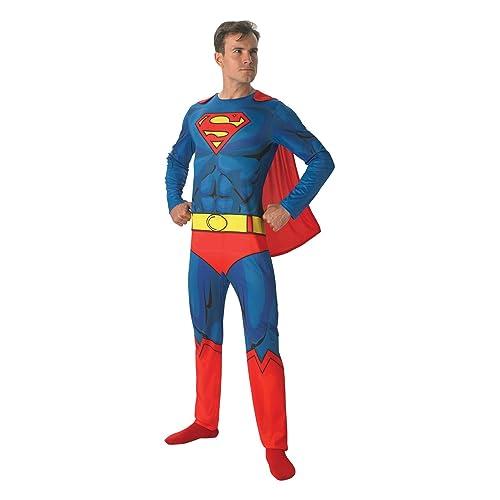 Men S Superhero Costume Amazon Co Uk