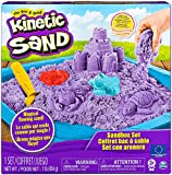 Kinetic Sand 6024397 - Sandbox mit 454 g Kinetic Sand, farbliche Varianten
