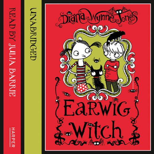 Earwig and the Witch audiobook cover art