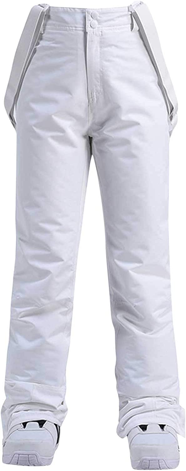 LARNOR Women's Insulated Bib Ski Sn Overalls Fees free In stock Essential Pants