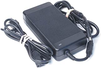 Dell 330W AC Adapter with 6 Foot Power Cord (DA330PM111, XM3C3, ADP-330AB B, 5X3NX, 332-1432, Charger, PA)