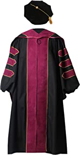 doctoral robes and hoods