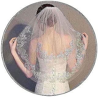 Best silver wedding veil Reviews
