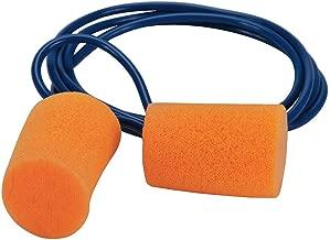 CONDOR20JK04 Ear Plugs, Orange, Foam, PK200