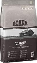 acana light dog food