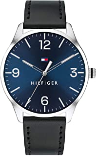Tommy Hilfiger Essentials Quartz Movement Blue Dial Men's Watch 1791520