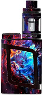 Skin Decal Vinyl Wrap for Smok AL85 Alien Baby Kit Vape Mod stickers skins cover/ Cosmic Color Galaxy Universe