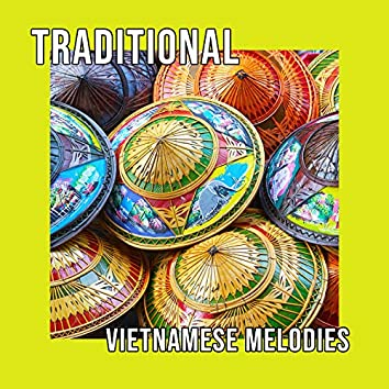 Traditional Vietnamese Melodies - Beautiful Ambient Music with Nature Sounds for Chinese New Year Celebrations