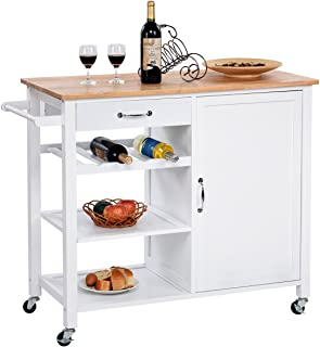 Best island table with storage Reviews