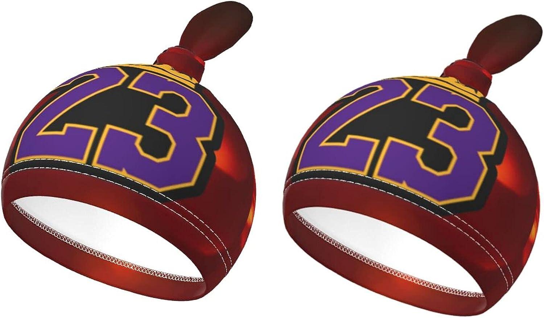 Jordan Basketball 23 famous Austin Mall Michael Infant 2pcs Adjustable Beanie C Hat