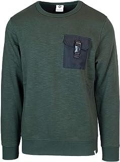 Jack & Jones Men's Stan Sweatshirt, Green