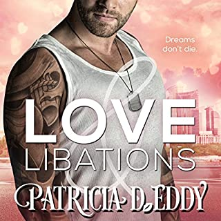 Love and Libations audiobook cover art