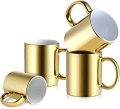 Best gold coffee cup Reviews