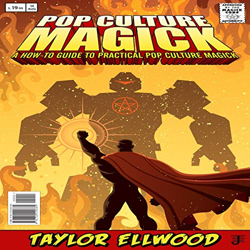 Pop Culture Magick: A How to Guide to Practical Pop Culture Magick audiobook cover art