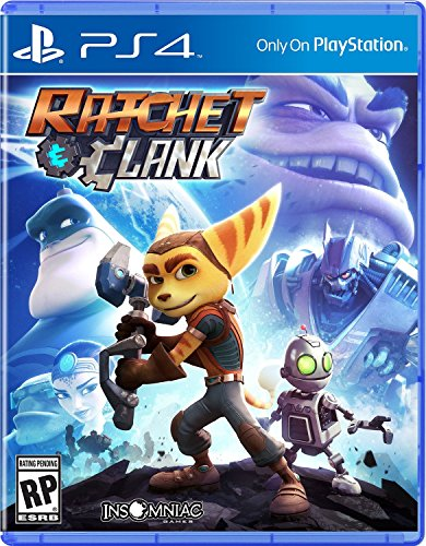 Sony Ratchet & Clank, PS4 Basic PlayStation 4 ESP videogioco