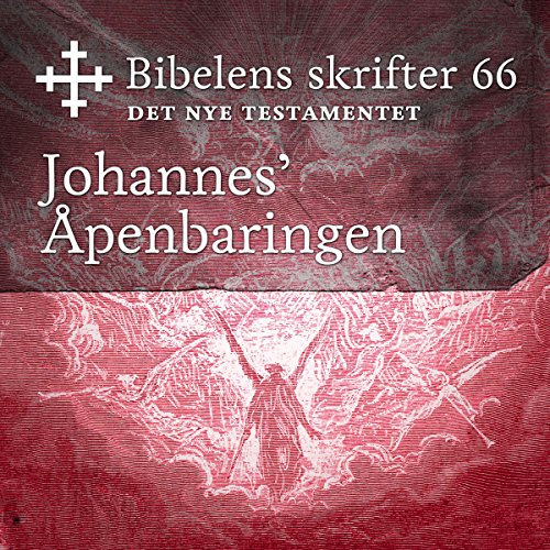 Johannes' Åpenbaringen audiobook cover art