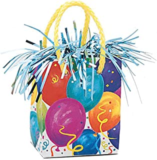 Unique Party Balloons Gift Bag Balloon Weight