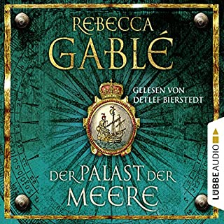 Der Palast der Meere audiobook cover art