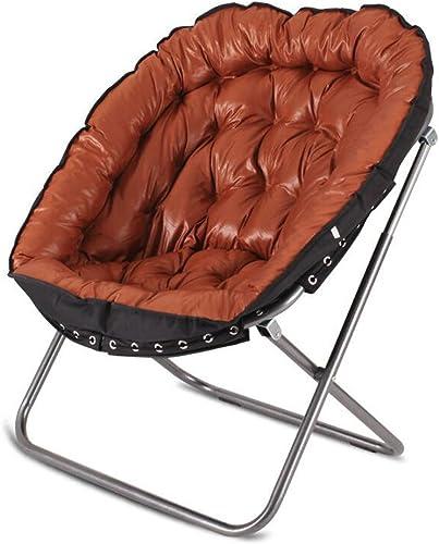 precios bajos Silla Rollsnownow Plegable marrón Chaise Longue Lounge Chair Sofá Sofá Sofá Chair  garantizado
