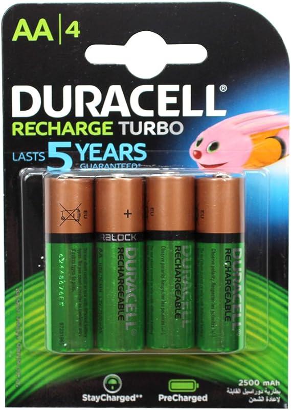 Duracell Supreme Akku 4 Stück Elektronik