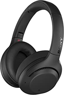 Sony EXTRA BASS Wireless Noise Cancelling Headphones Sony WH-XB900N EXTRA BASS Wireless Noise Cancelling Headphones, Black...