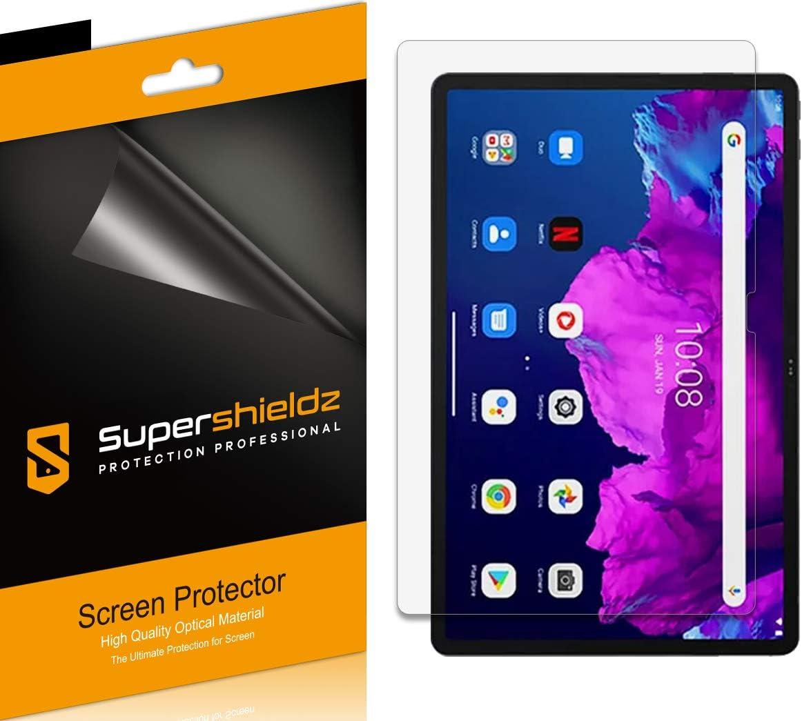 (3 Pack) Supershieldz Designed for Lenovo Tab P11 (11 inch) Screen Protector, Anti Glare and Anti Fingerprint (Matte) Shield