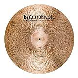 Istanbul Mehmet Cymbals Jazz Series LD-R22 Legend Dark Ride 22-Inch Cymbal