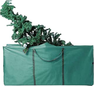 graffitimaster Christmas Tree Storage Bag Waterproof with Carry Handles UP to 9 Feet Artificial Tree - Green