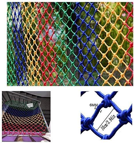AI LI WEI Protective net decoratie/Child Safety net trappen anti-vallen geven net bescherming voor kinderen kleur decoratief net vogel touw touw duurzaam weer in elkaar grijpen