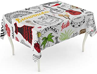 Tinmun Waterproof Tablecloth 52