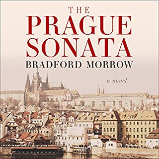 The Prague Sonata cover art