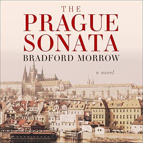 The Prague Sonata audiobook cover art