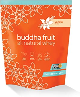 All Natural Whey | Vanilla Flavoured Whey Protein Powder | 750g | SPECIAL New Offer - RRP $37.99